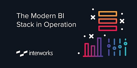 The Modern BI Stack in Operation tickets