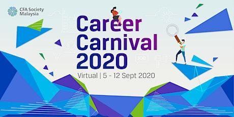 Career Carnival 2020 tickets