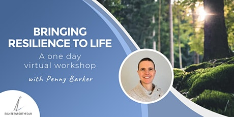 WORKSHOP - Bringing Resilience to Life tickets
