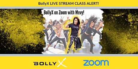 LADIES ONLY BollyX Live Stream with Mevy tickets