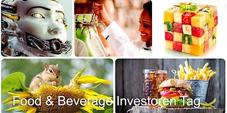 Food & Beverage Investor Talk Tickets