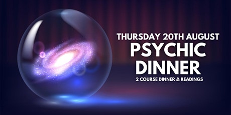 Psychic Dinner Byford tickets