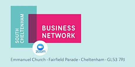 South Cheltenham  Business Network - ONLINE 16th September 2020 tickets