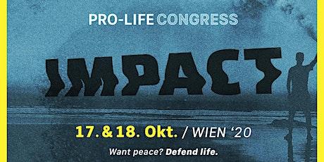 Impact Congress Wien 2020 Tickets