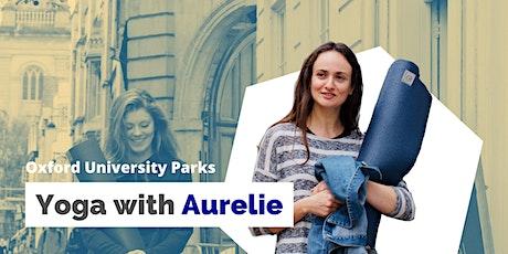 Yoga with Aurelie tickets