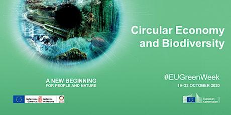EU Green Week 2020 - Circular Economy and Biodiversity boletos