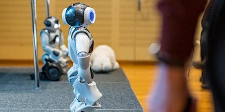 Roboter als Unterstützung im Alter Tickets