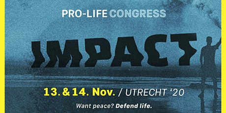 Impact Congress Utrecht 2020 tickets