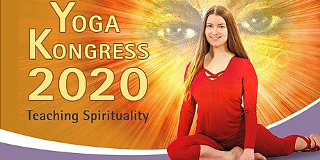"Yoga Kongress ""Teaching Spirituality"" Tickets"