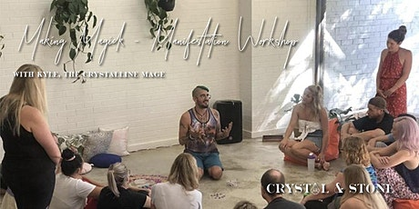 Making Magick - Manifestation Workshop Perth tickets
