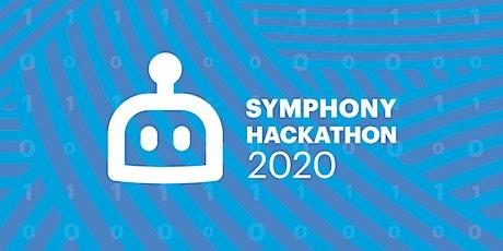 Symphony Innovate 2020 Hackathon: London tickets