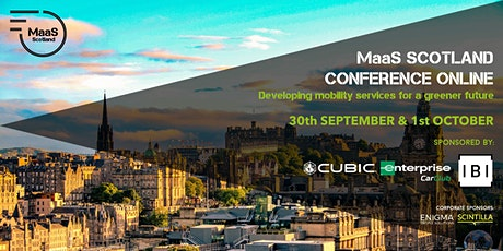 Maas Scotland Conference Online tickets