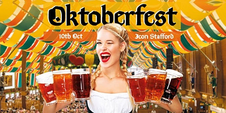 Oktoberfest Comes to Stafford! tickets