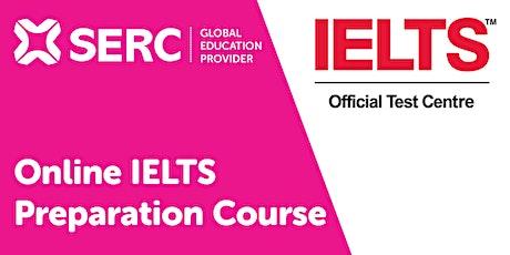 Online IELTS Preparation Course tickets