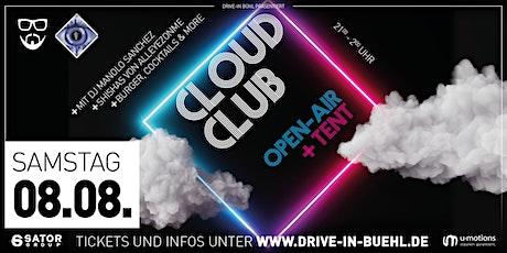 CLOUD CLUB • mit Manolo Sanchez • Bühl Tickets