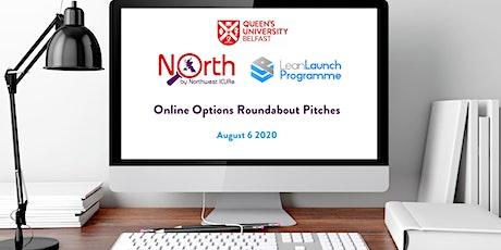 Lean Launch Programme Cohort VI - Options Roundabout Pitches tickets