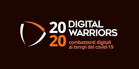 Digital Warriors 2020 biglietti