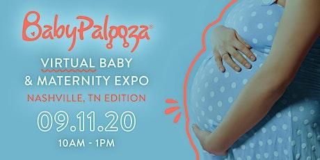 Babypalooza Virtual Baby Expo - Nashville, TN tickets