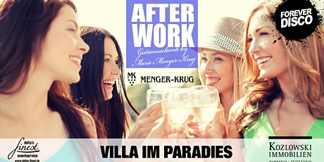 AFTER WORK GUTSAUSSCHANK FEAT DJ M-LANCE billets