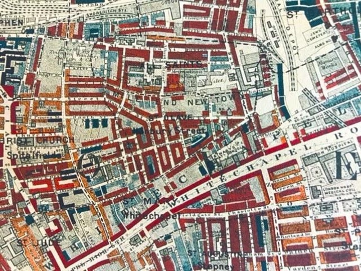 Virtual Tour - Charles Booth's Victorian Whitechapel image