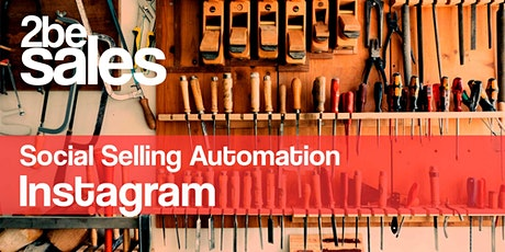 Instagram Automation Webinar / GERMAN Tickets