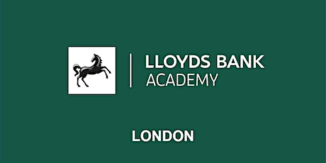 London, where can the Lloyds Bank Academy take you? tickets