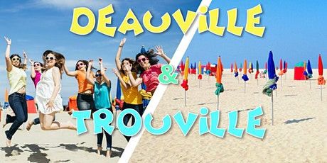 Plage Deauville & Trouville - LONG DAY TRIP billets