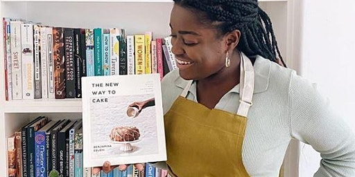 "Benjamina Ebuehi's ""The New Way to Cake"""