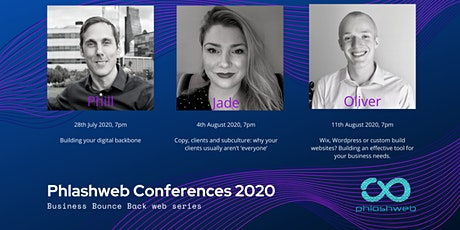 Wix, Wordpress or custom build websites? Building an effective tool for you tickets