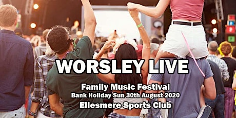 Worsley Live tickets