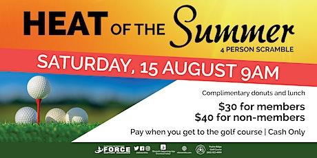PRGC - 2020 Heat of the Summer tickets