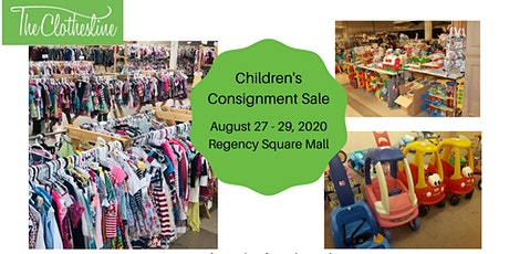 The Clothesline Children's Consignment Sale tickets