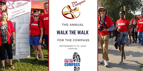 Walk the Walk for the Compass tickets