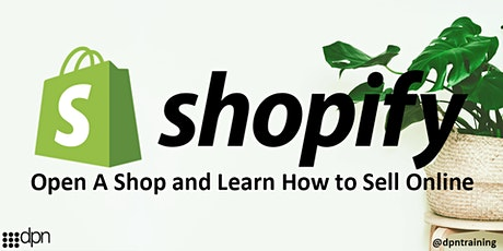 Learn How To Sell Online With Shopify - Cornwall tickets