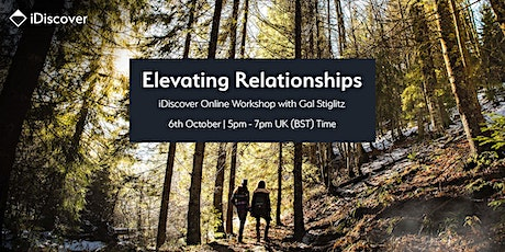 Elevating Relationships tickets