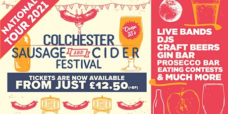 Sausage And Cider Fest - Colchester tickets