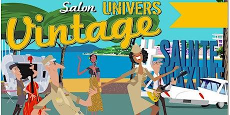 Univers Vintage Sainte Maxime 2020 billets