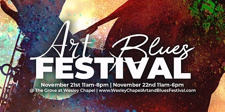 Wesley Chapel Art and Blues Festival tickets