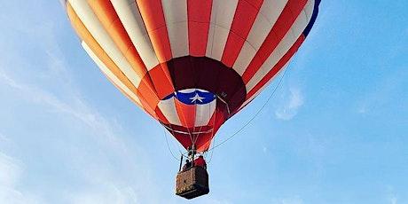 Hot Air Balloon tickets