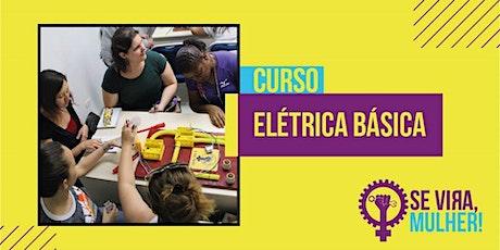 Curso Online de Elétrica Básica ingressos
