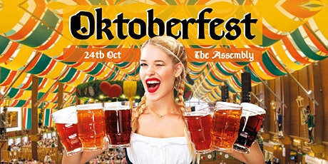 Oktoberfest Comes to Leamington Spa! tickets