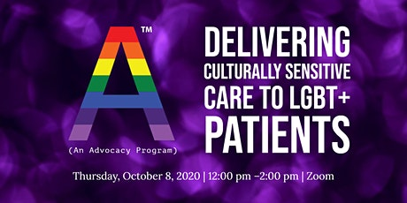Delivering Culturally Sensitive Care to LGBT+ Patients tickets