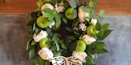 """""""Wine & Vine"""" Wreath Making Workshop tickets"""
