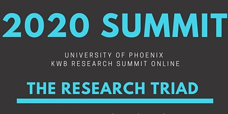 KNOWLEDGE WITHOUT BOUNDARIES 2020 RESEARCH SUMMIT - ONLINE tickets