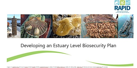 Drafting a Biosecurity Plan for the Mersey Estuary - Discussion & Feedback tickets