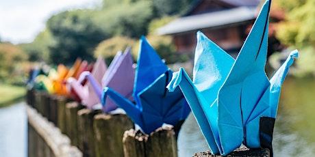 Origami voor de vrede 6 augustus van 10u tot 13u tickets