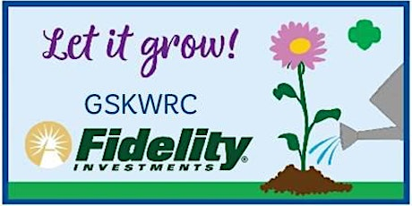 Let it Grow Patch Program- Fidelity Investments tickets