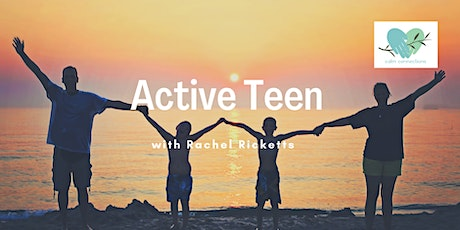 Calm Connections - Active Teen tickets