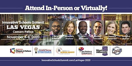 November 2020 Innovative Schools Summit LAS VEGAS tickets