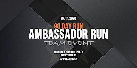 TEAM DAY - SPECIAL 90 Day Run billets